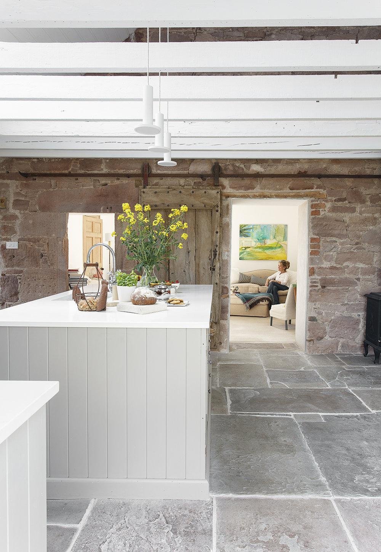 E esta cozinha escocesa decoralista for Simultaneo contemporaneo